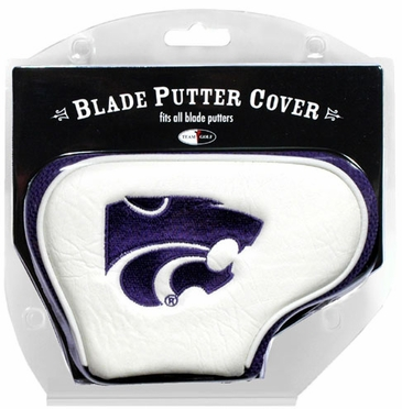 Kansas State Blade Putter Cover
