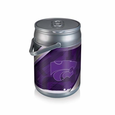 Kansas State Can Cooler