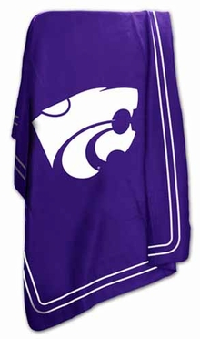 Kansas State Classic Fleece Throw Blanket