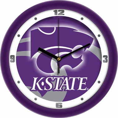 Kansas State Dimension Wall Clock