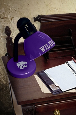 Kansas State Dorm Lamp