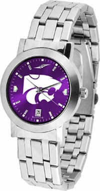 Kansas State Dynasty Men's Anonized Watch