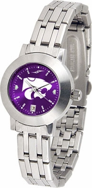 Kansas State Dynasty Women's Anonized Watch