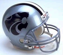 Kansas State Full Sized Replica Helmet