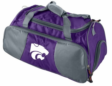 Kansas State Athletic Duffel