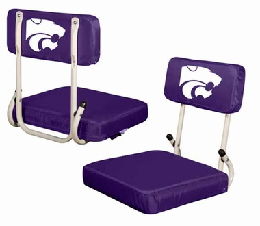 Kansas State Hard Back Stadium Seat