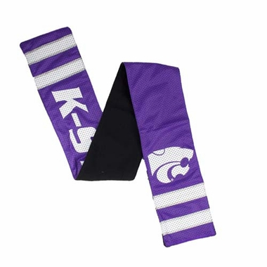 Kansas State Jersey Fashion Scarf