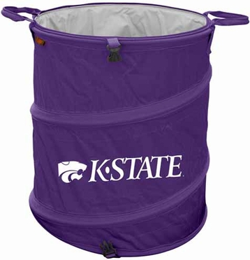 Kansas State Light Duty Trashcan