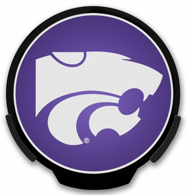 Kansas State Light Up Power Decal