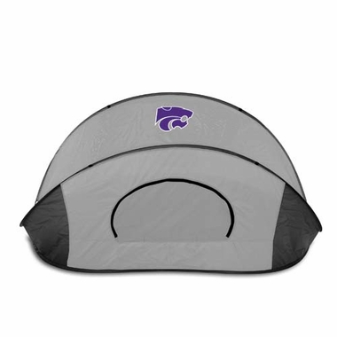 Kansas State Manta Sun Shelter (Grey/Black)