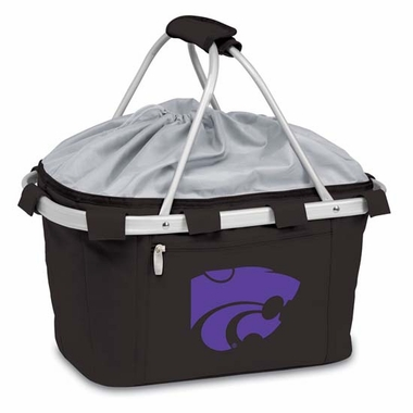 Kansas State Metro Basket (Black)