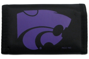 Rico Kansas State Nylon Wallet