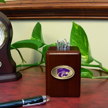 Kansas State Paper Clip Holder