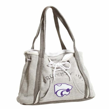 Kansas State Property of Hoody Purse