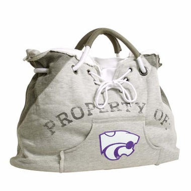 Kansas State Property of Hoody Tote