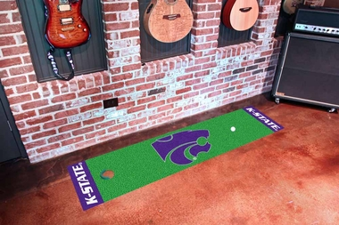 Kansas State Putting Green Mat