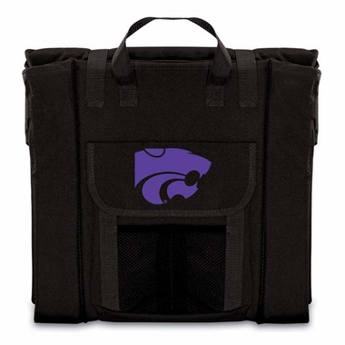 Kansas State Stadium Seat (Black)