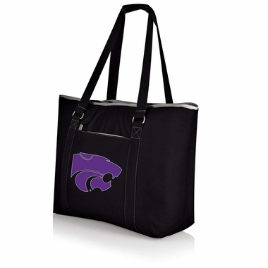 Kansas State Tahoe Beach Bag (Black)