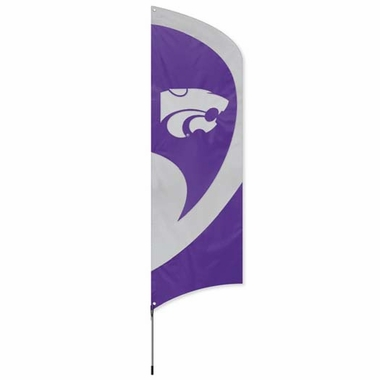 Kansas State Tall Team Flag
