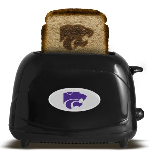 Kansas State Wildcats Toaster - Black