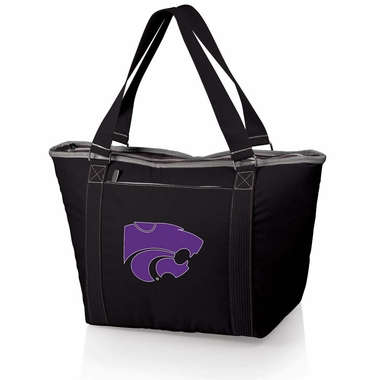 Kansas State Topanga Embroidered Cooler Bag (Black)