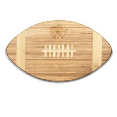 Kansas State Touchdown Cutting Board