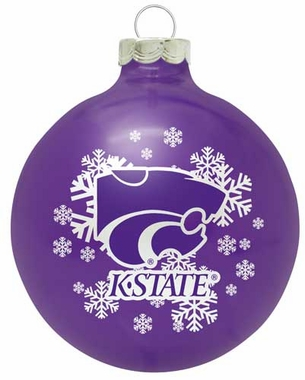 Kansas State Traditional Ornament