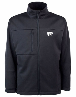 Kansas State Mens Traverse Jacket (Team Color: Black)