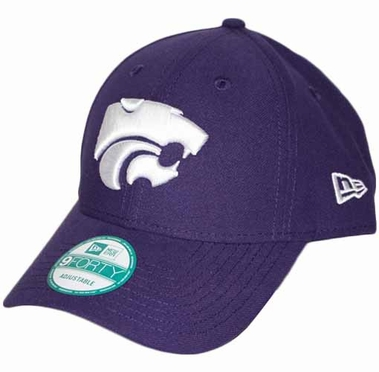 Kansas State Wildcats 9Forty The League Adjustable Hat
