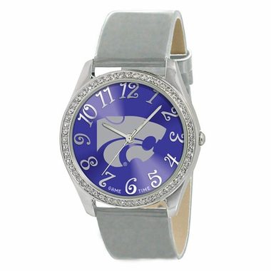 Kansas State Women's Glitz Watch