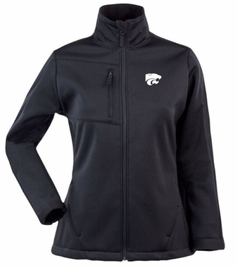 Kansas State Womens Traverse Jacket (Team Color: Black)