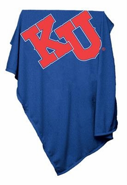 Kansas Sweatshirt Blanket