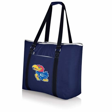 Kansas Tahoe Beach Bag (Navy)