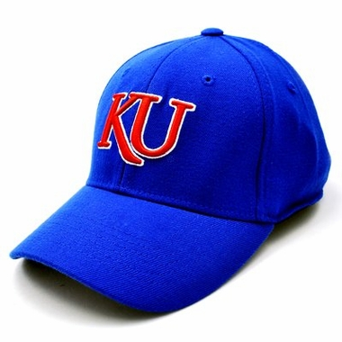 Kansas Team Color Premium FlexFit Hat