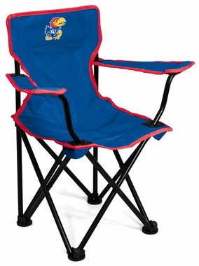 Kansas Toddler Folding Logo Chair