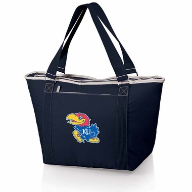 Kansas Topanga Embroidered Cooler Bag (Navy)