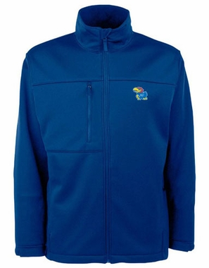 Kansas Mens Traverse Jacket (Team Color: Royal)