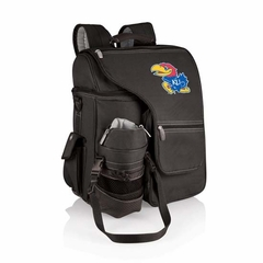 Kansas Turismo Backpack (Black)