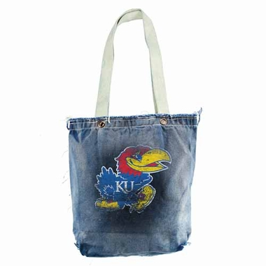 Kansas Vintage Shopper (Denim)