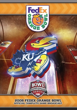 Kansas vs. Virginia Tech - 2008 Orange Bowl DVD