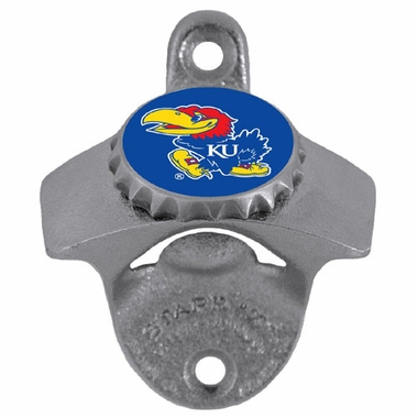 Kansas Wall Mount Bottle Opener