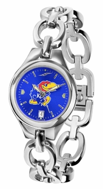 Kansas Women's Eclipse Anonized Watch