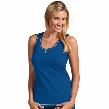 Kansas Womens Sport Tank Top (Team Color: Royal)