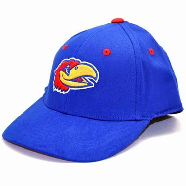 Kansas Youth FlexFit Hat