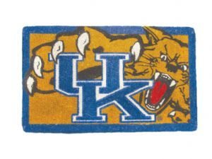 Kentucky 18x30 Bleached Welcome Mat