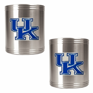 Kentucky 2 Can Holder Set