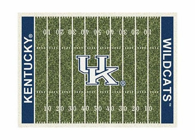 "Kentucky 3'10"" x 5'4"" Premium Field Rug"