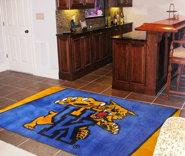 Kentucky 5 Foot x 8 Foot Rug