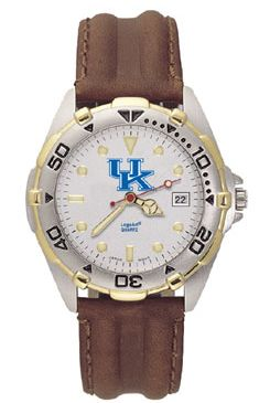 Kentucky All Star Mens (Leather Band) Watch