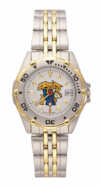 Kentucky All Star Womens (Steel Band) Watch